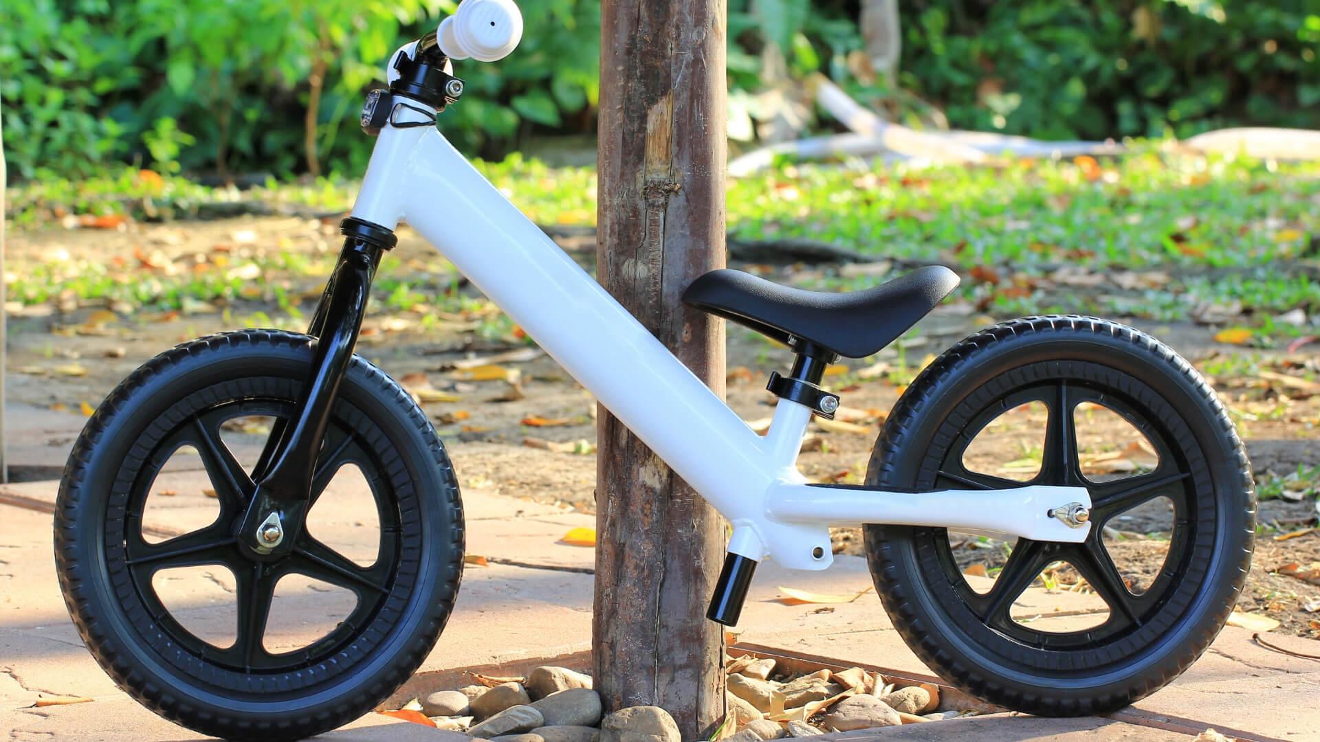 Estas son las mejores bicicletas sin pedales con freno