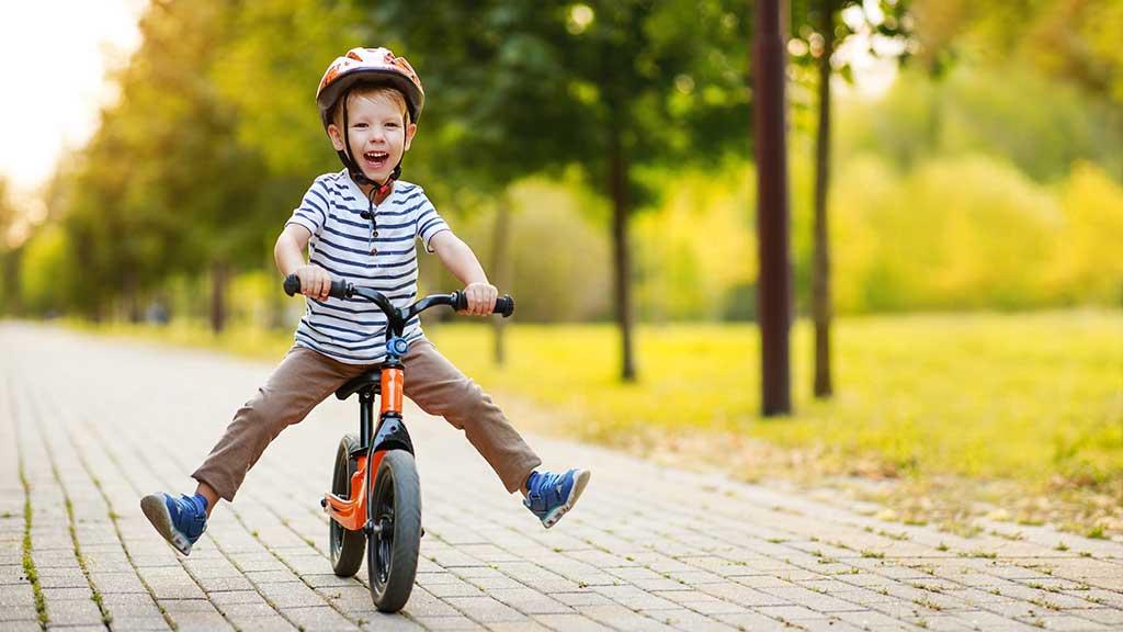 Las mejores bicicletas sin pedales con freno